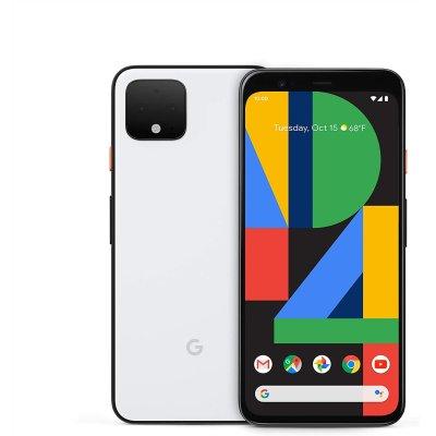 画像1: Google Pixel 4 128GB SIM Free (US Model) Clearly White