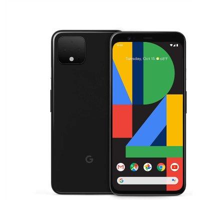 画像1: Google Pixel 4 64GB SIM Free (US Model) Just Black