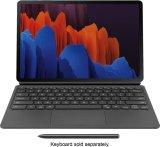 "Samsung Galaxy Tab S7+ 12.4"" 256GB Wi-Fi and Keyboard Cover  (US Model) Mystic Black"